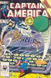 Captain America #314 comic books - cover scans photos Captain America #314 comic books - covers, picture gallery