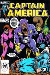 Captain America #315 comic books - cover scans photos Captain America #315 comic books - covers, picture gallery