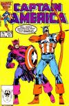 Captain America #317 comic books - cover scans photos Captain America #317 comic books - covers, picture gallery