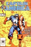 Captain America #319 comic books - cover scans photos Captain America #319 comic books - covers, picture gallery