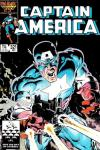 Captain America #321 comic books - cover scans photos Captain America #321 comic books - covers, picture gallery