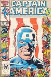 Captain America #323 comic books - cover scans photos Captain America #323 comic books - covers, picture gallery