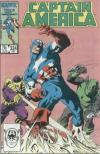 Captain America #324 comic books - cover scans photos Captain America #324 comic books - covers, picture gallery