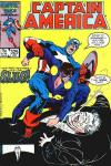 Captain America #325 comic books - cover scans photos Captain America #325 comic books - covers, picture gallery