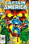 Captain America #326 comic books - cover scans photos Captain America #326 comic books - covers, picture gallery