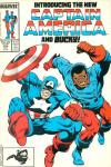 Captain America #334 comic books - cover scans photos Captain America #334 comic books - covers, picture gallery