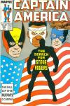 Captain America #336 comic books - cover scans photos Captain America #336 comic books - covers, picture gallery