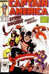 Captain America #337 Comic Books - Covers, Scans, Photos  in Captain America Comic Books - Covers, Scans, Gallery