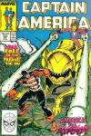 Captain America #339 comic books - cover scans photos Captain America #339 comic books - covers, picture gallery