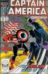 Captain America #344 comic books - cover scans photos Captain America #344 comic books - covers, picture gallery