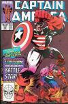 Captain America #349 comic books - cover scans photos Captain America #349 comic books - covers, picture gallery