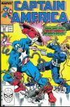 Captain America #351 comic books for sale
