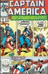 Captain America #355 comic books - cover scans photos Captain America #355 comic books - covers, picture gallery