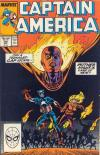 Captain America #356 comic books - cover scans photos Captain America #356 comic books - covers, picture gallery