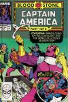 Captain America #357 comic books for sale