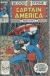 Captain America #358 comic books - cover scans photos Captain America #358 comic books - covers, picture gallery
