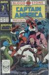 Captain America #361 comic books - cover scans photos Captain America #361 comic books - covers, picture gallery