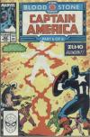 Captain America #362 comic books - cover scans photos Captain America #362 comic books - covers, picture gallery