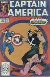 Captain America #363 comic books - cover scans photos Captain America #363 comic books - covers, picture gallery