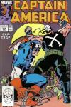 Captain America #364 Comic Books - Covers, Scans, Photos  in Captain America Comic Books - Covers, Scans, Gallery