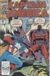 Captain America #368 comic books - cover scans photos Captain America #368 comic books - covers, picture gallery