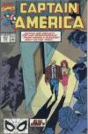 Captain America #371 comic books - cover scans photos Captain America #371 comic books - covers, picture gallery
