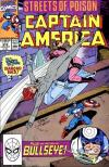 Captain America #373 comic books - cover scans photos Captain America #373 comic books - covers, picture gallery