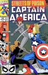 Captain America #376 comic books - cover scans photos Captain America #376 comic books - covers, picture gallery
