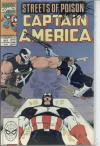 Captain America #377 comic books - cover scans photos Captain America #377 comic books - covers, picture gallery