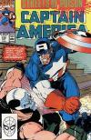 Captain America #378 comic books - cover scans photos Captain America #378 comic books - covers, picture gallery