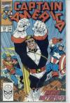 Captain America #379 comic books - cover scans photos Captain America #379 comic books - covers, picture gallery