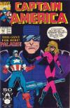 Captain America #381 comic books - cover scans photos Captain America #381 comic books - covers, picture gallery