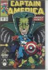 Captain America #382 comic books - cover scans photos Captain America #382 comic books - covers, picture gallery