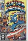 Captain America #385 comic books - cover scans photos Captain America #385 comic books - covers, picture gallery