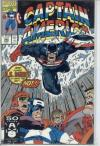 Captain America #386 comic books - cover scans photos Captain America #386 comic books - covers, picture gallery