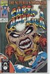 Captain America #387 comic books - cover scans photos Captain America #387 comic books - covers, picture gallery