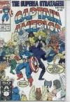 Captain America #390 Comic Books - Covers, Scans, Photos  in Captain America Comic Books - Covers, Scans, Gallery