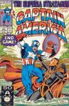 Captain America #392 comic books - cover scans photos Captain America #392 comic books - covers, picture gallery