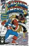 Captain America #393 comic books - cover scans photos Captain America #393 comic books - covers, picture gallery