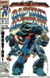Captain America #398 comic books - cover scans photos Captain America #398 comic books - covers, picture gallery