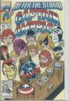 Captain America #401 Comic Books - Covers, Scans, Photos  in Captain America Comic Books - Covers, Scans, Gallery