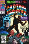 Captain America #402 comic books - cover scans photos Captain America #402 comic books - covers, picture gallery