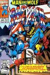 Captain America #404 comic books - cover scans photos Captain America #404 comic books - covers, picture gallery