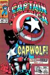 Captain America #405 comic books - cover scans photos Captain America #405 comic books - covers, picture gallery
