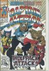 Captain America #406 Comic Books - Covers, Scans, Photos  in Captain America Comic Books - Covers, Scans, Gallery