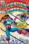 Captain America #409 comic books - cover scans photos Captain America #409 comic books - covers, picture gallery