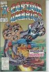 Captain America #413 comic books - cover scans photos Captain America #413 comic books - covers, picture gallery