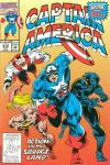 Captain America #414 comic books - cover scans photos Captain America #414 comic books - covers, picture gallery