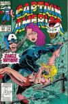 Captain America #415 comic books - cover scans photos Captain America #415 comic books - covers, picture gallery