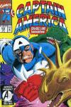 Captain America #416 comic books - cover scans photos Captain America #416 comic books - covers, picture gallery